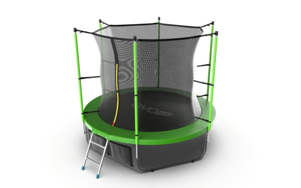 Батут EVO Jump Internal зеленый 8ft (2,44 м)