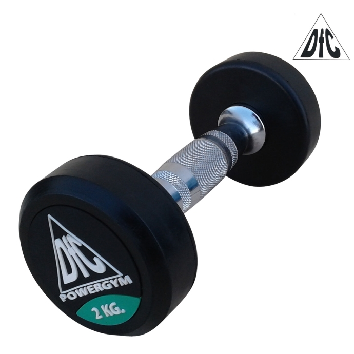 Гантели DFC Powergym DB002-2 (2 x 2 кг.)