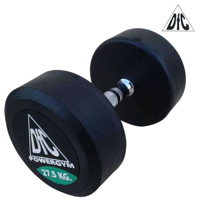 Гантели DFC Powergym DB002-27.5 (2 x 27.5 кг.)