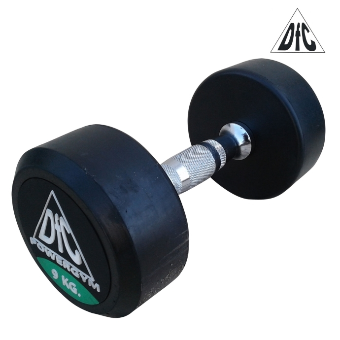 Гантели DFC Powergym DB002-9 (2 x 9 кг.)