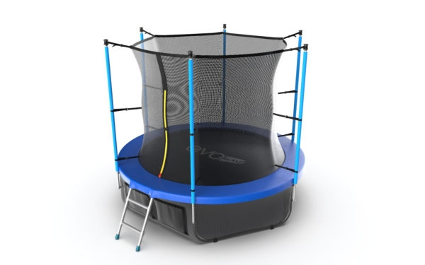 Батут EVO Jump Internal синий 8ft (2,44 м)