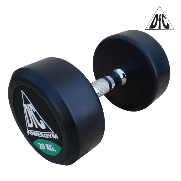 Гантели DFC Powergym DB002-20 (2 x 20 кг.)