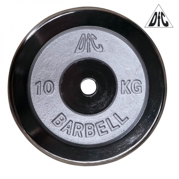 Диск DFC Barbell WP031-26-10 (26 мм. 10 кг.)