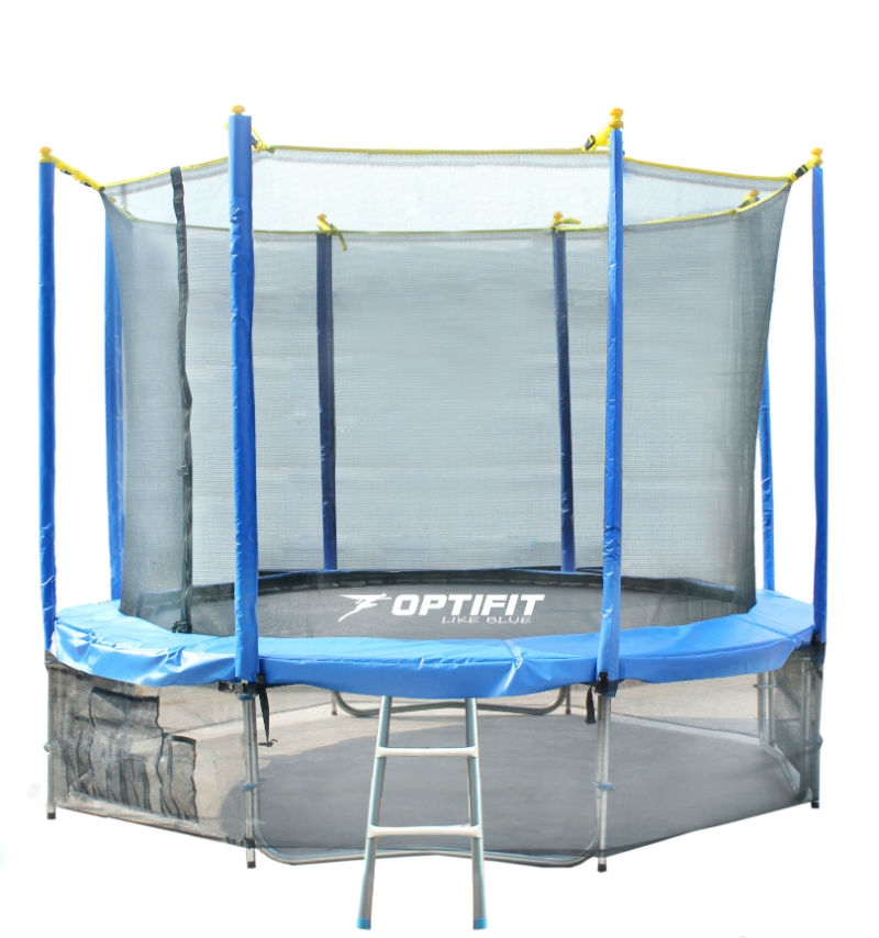 Батут Optifit Like Blue 14ft (4,27 м)