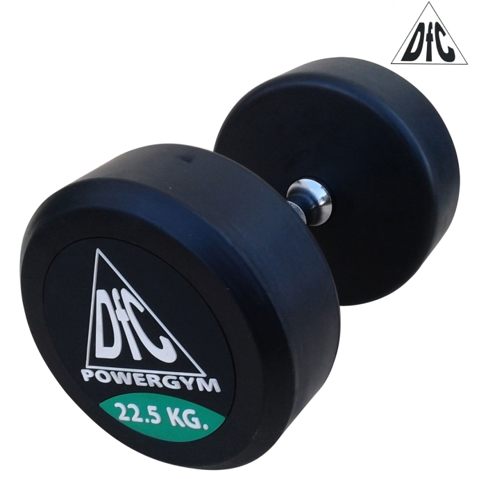 Гантели DFC Powergym DB002-22.5 (2 x 22.5 кг.)