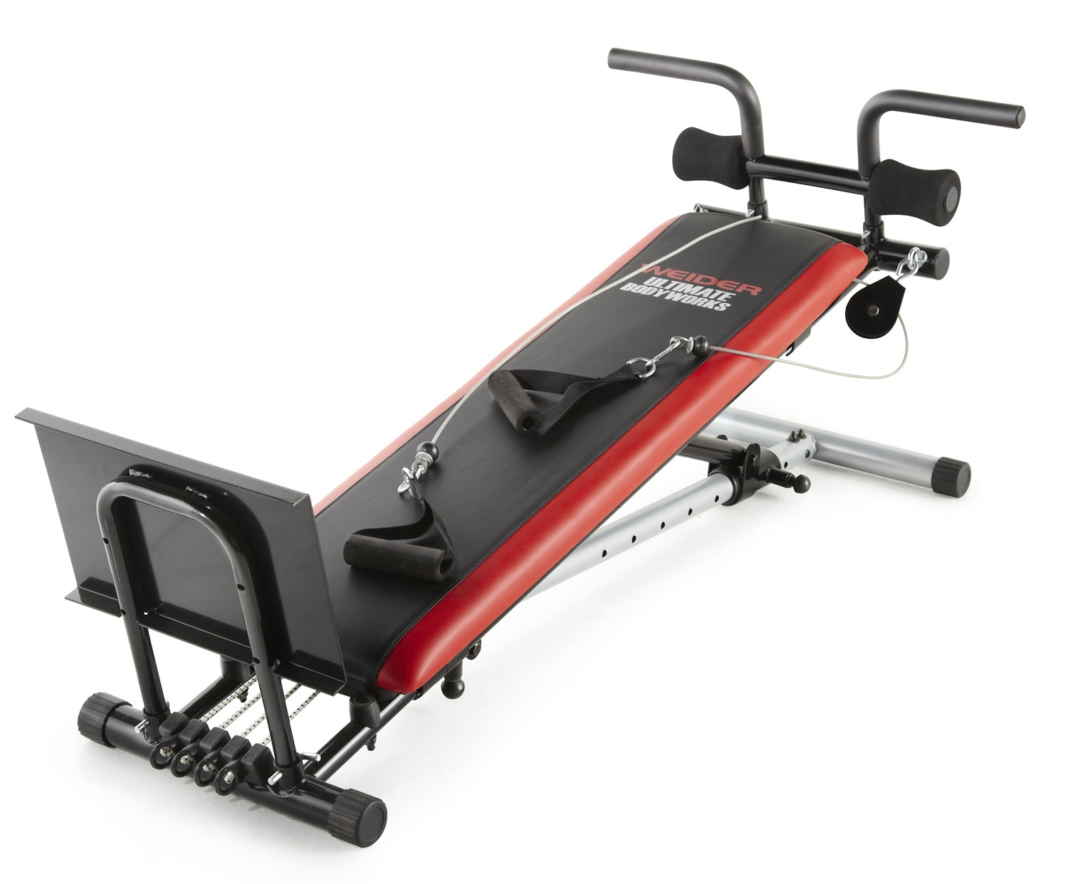 Тренажер Icon Weider Ultimate Body Works