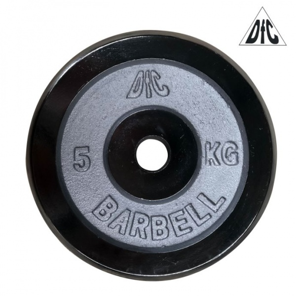Диск DFC Barbell WP031-26-5 (26 мм. 5 кг.)