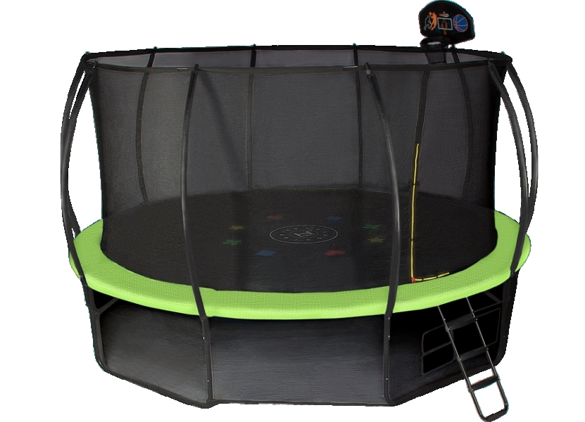 Батут Hasttings Air Game Basketball 15ft (4,60 м)