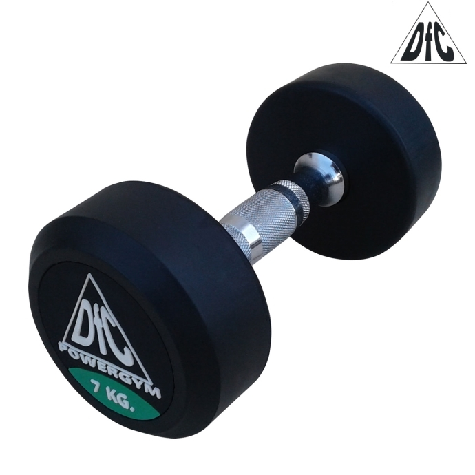 Гантели DFC Powergym DB002-7 (2 x 7 кг.)